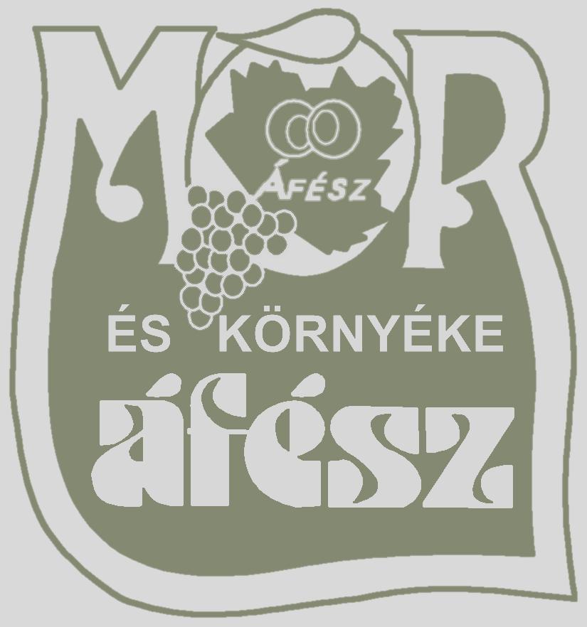 A Mór és Környéke ÁFÉSZ logója